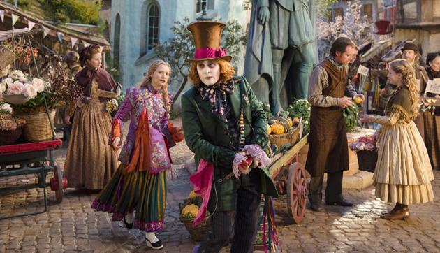 Δωρεάν προσκλήσεις για την ταινία 'Η Αλίκη Mέσα από τον Καθρέφτη'