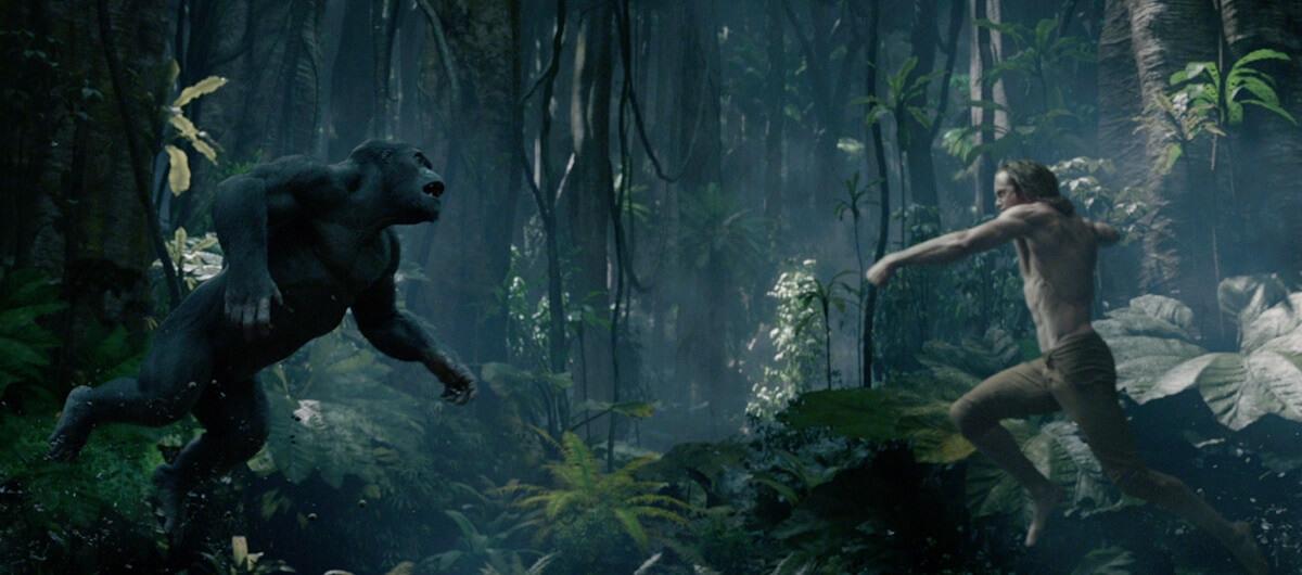 Δωρεάν προσκλήσεις για την ταινία 'Ο Θρύλος του Ταρζάν'