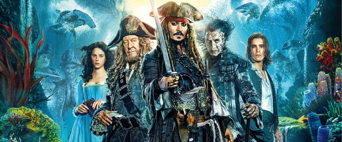 Δωρεάν προσκλήσεις για την ταινία 'Οι Πειρατές της Καραϊβικής: H Εκδίκηση του Σαλαζάρ'