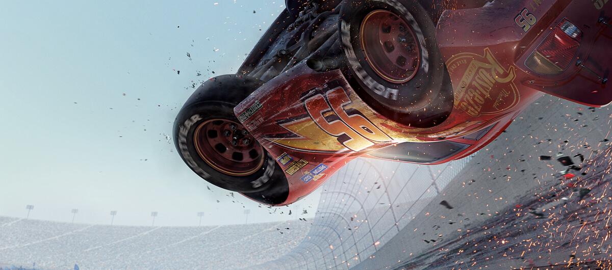 Δωρεάν προσκλήσεις για την ταινία 'Αυτοκίνητα 3'