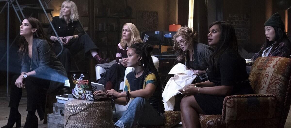 Δωρεάν προσκλήσεις για την ταινία 'Η Συμμορία Των 8'
