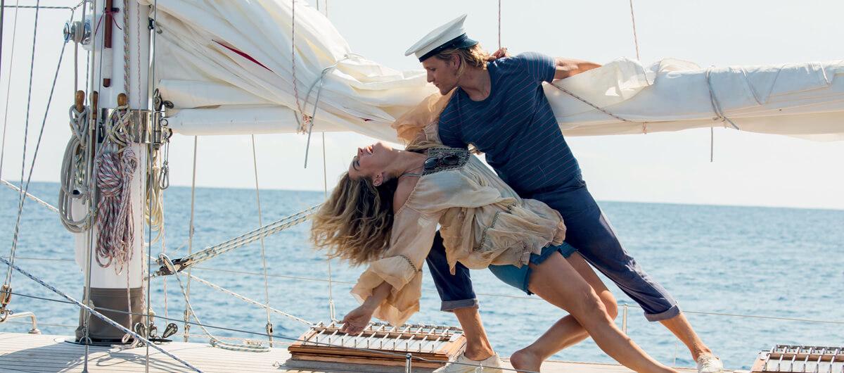 Δωρεάν προσκλήσεις για την ταινία 'Mamma Mia! Here We Go Again'