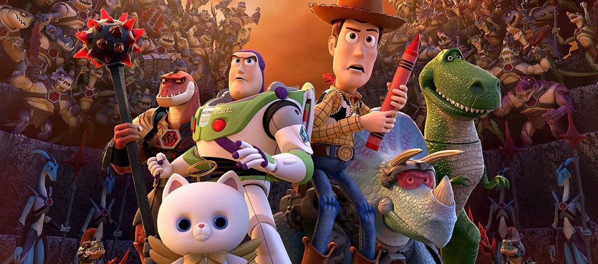 Δωρεάν προσκλήσεις για την ταινία 'Toy Story 4'