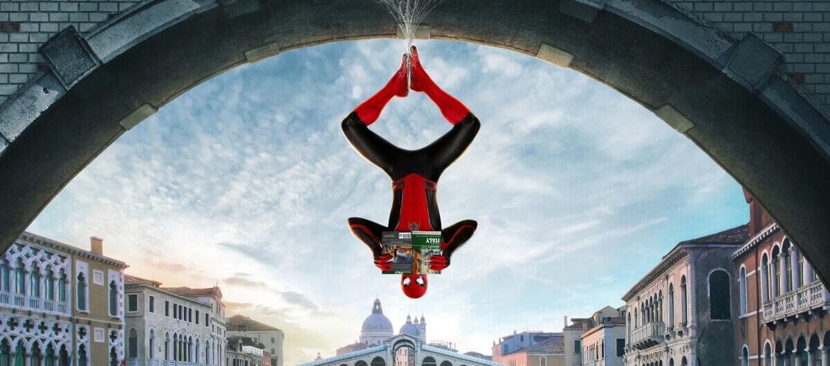 Δωρεάν προσκλήσεις για την ταινία 'Spider-Man: Μακριά Από τον Τόπο του'