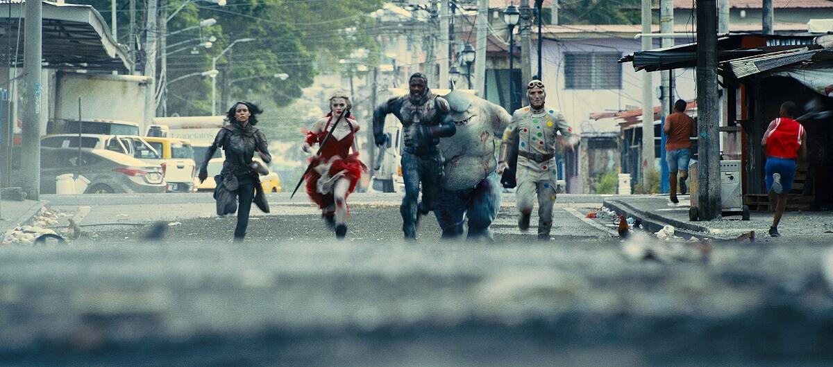 Δωρεάν προσκλήσεις για την ταινία 'The Suicide Squad'